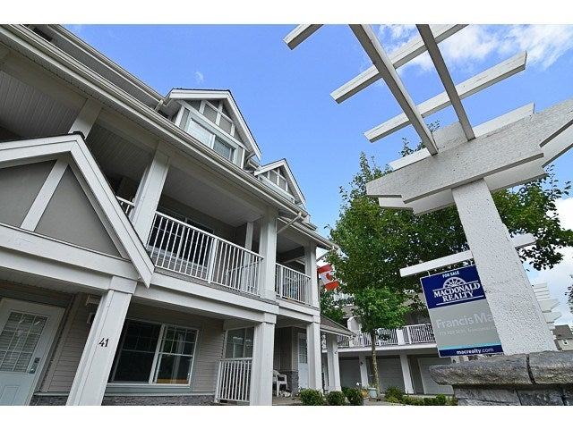 # 41 6555 192A ST - Clayton Townhouse for sale, 3 Bedrooms (F1448085) #1
